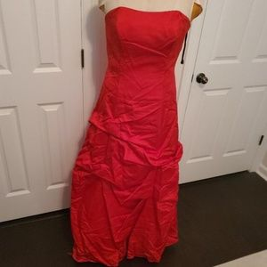 Alfred Angelo Bridesmaid- altered to sz 10-12